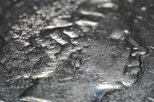 Image on Australian 50 cent coin