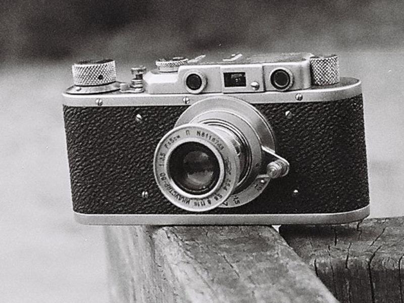 Fed 1 NKVD Kombinat with Industar 22 50mm f3.5