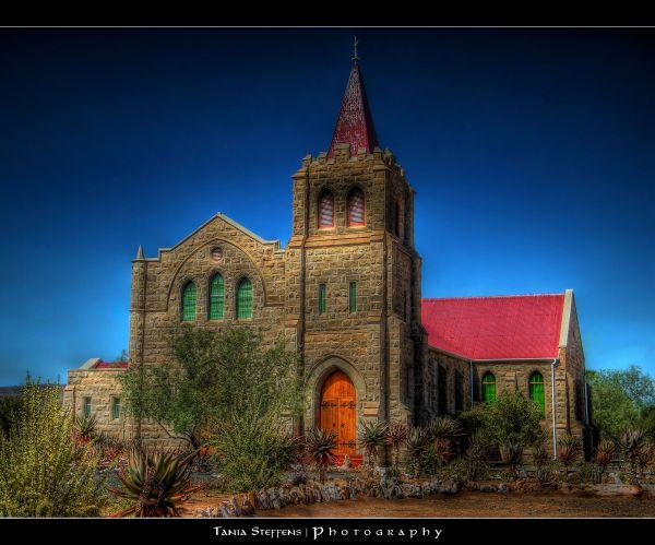 Sandstone Church Volmoed
