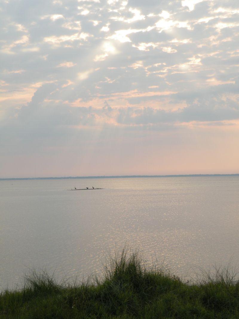 sunrise, st joseph peninsula