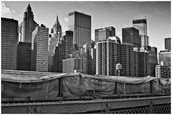 photo black white new york nyc Manathan