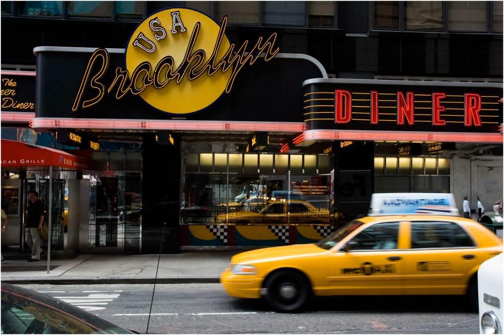Cab & Brooklyn Diner