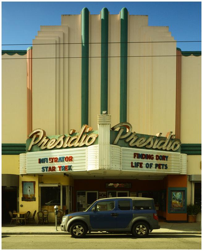 Cinema Presidio San Francisco