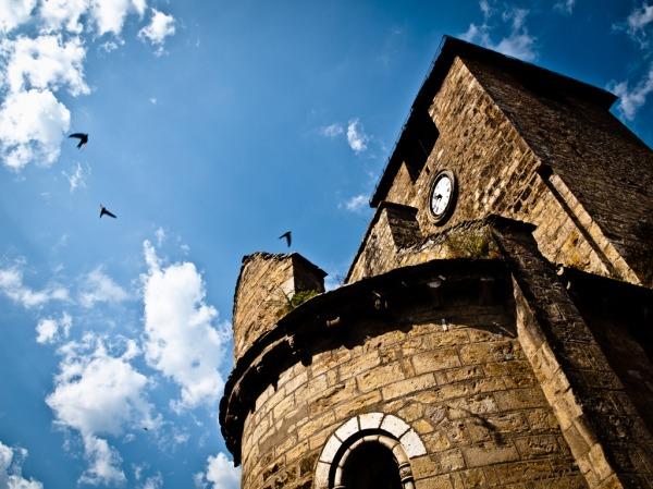 Iglesia Autoire