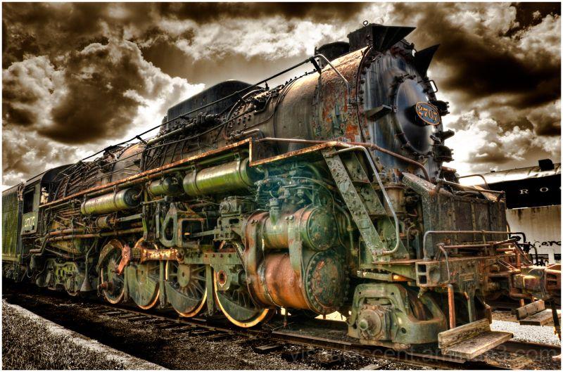 Illinois Railway Museum, Union, IL