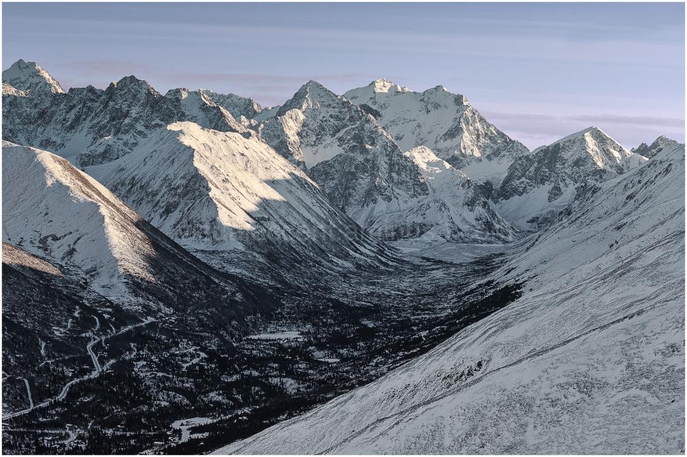 Alaska, Arctic Valley