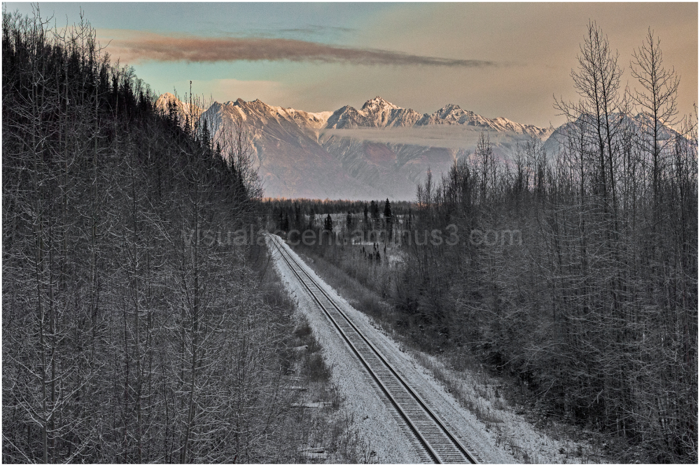 Knik River area