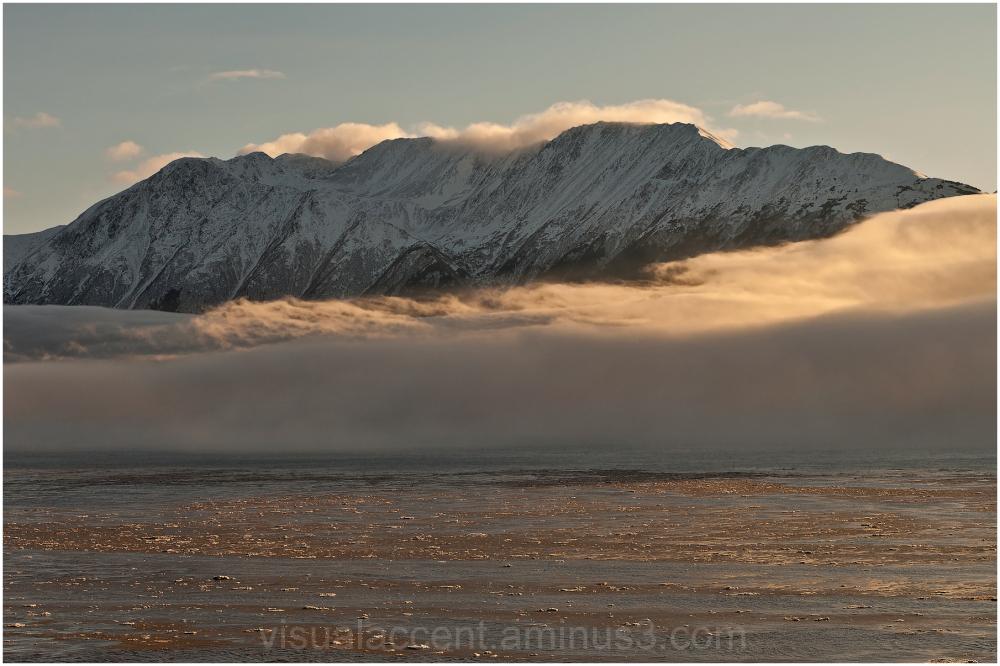 Tournagain Arm, Alaska