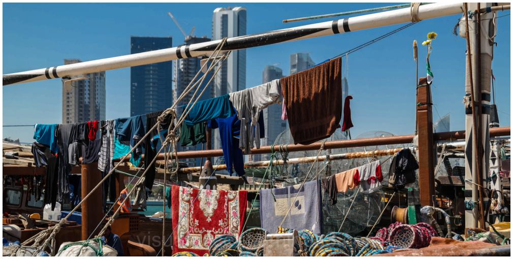United Arab Emirates, Fish Market