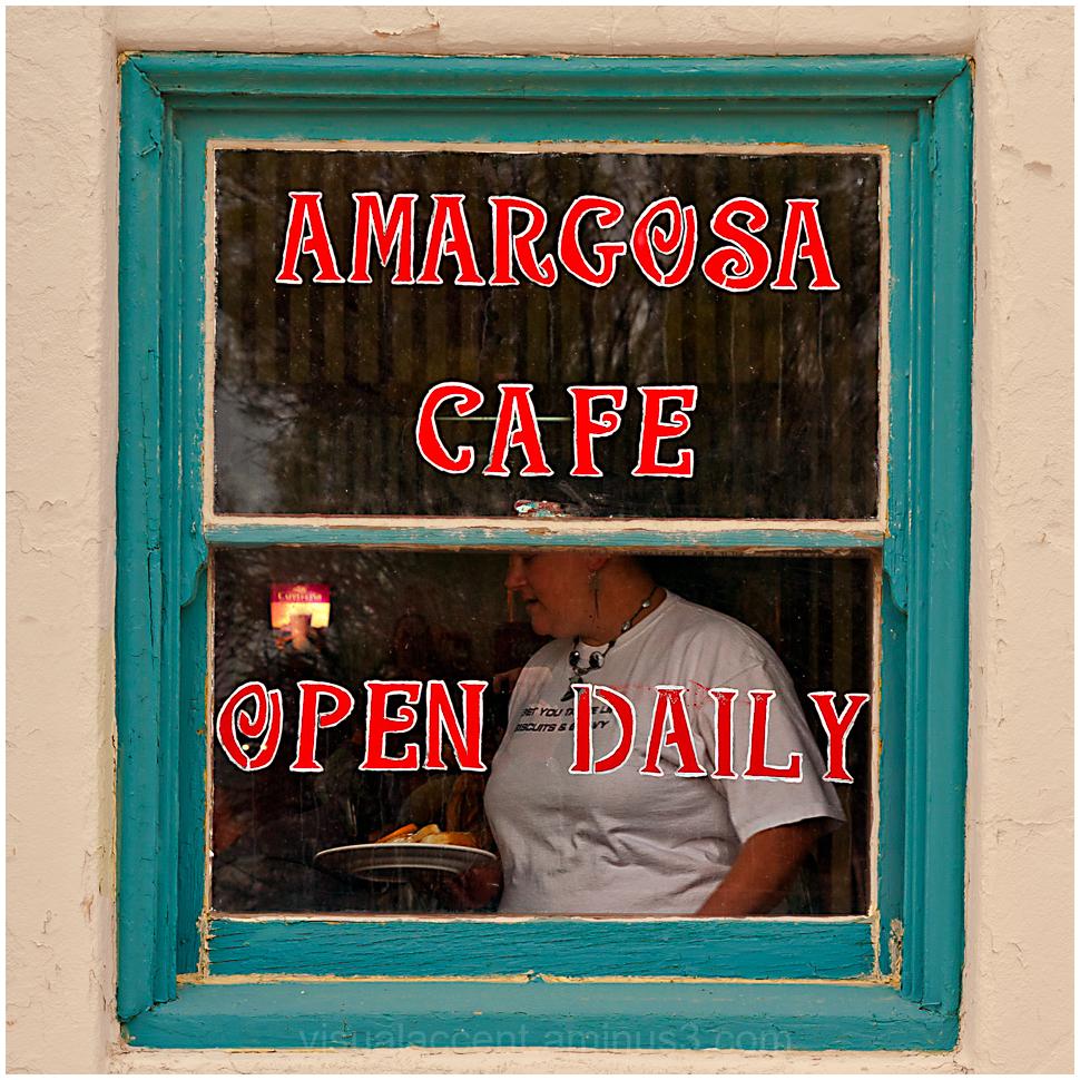 Amargosa Valley Cafe, Nevada, USA