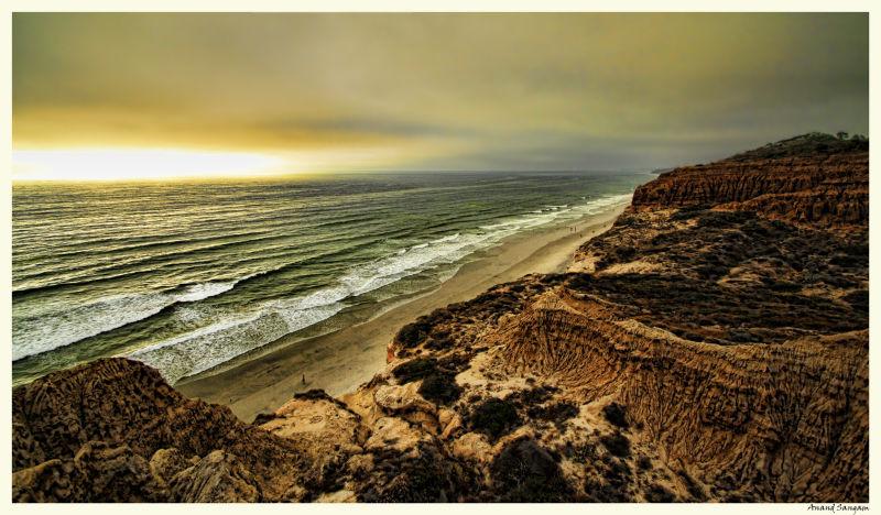 Torrey Pines San Diego Sunser