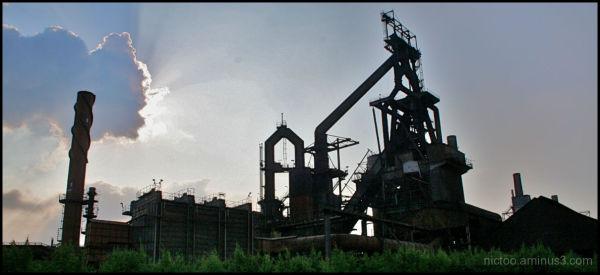 Les forges de Clabecq