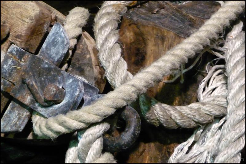 La corde au cou ?
