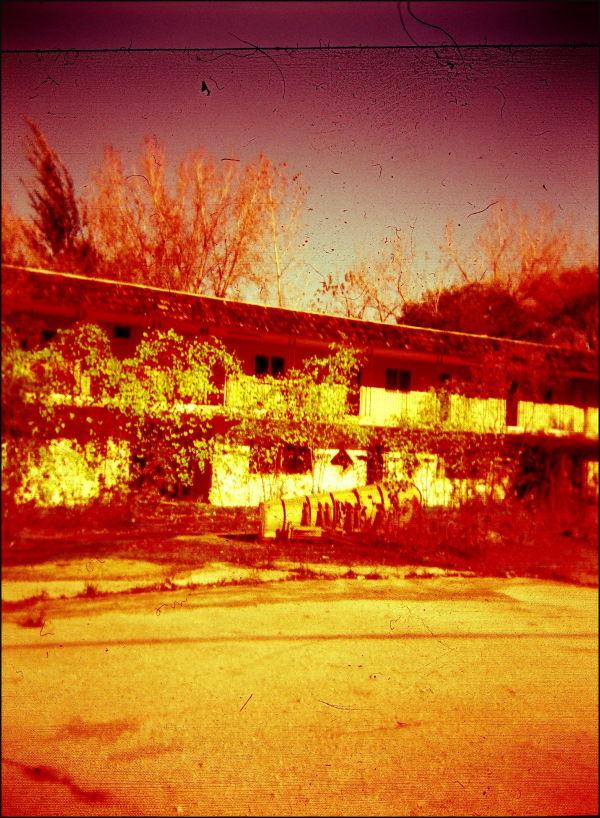 Abandoned Flory's Motel Rutland Vermont
