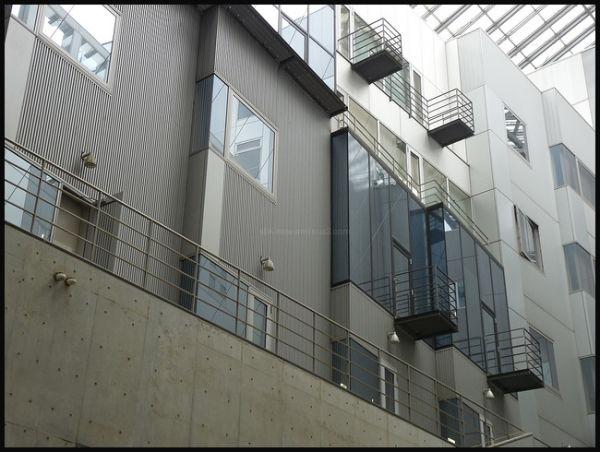 Japan Tokyo University Rcast Building