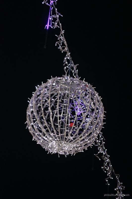 Manosque en fête (3) - Dans les airs...