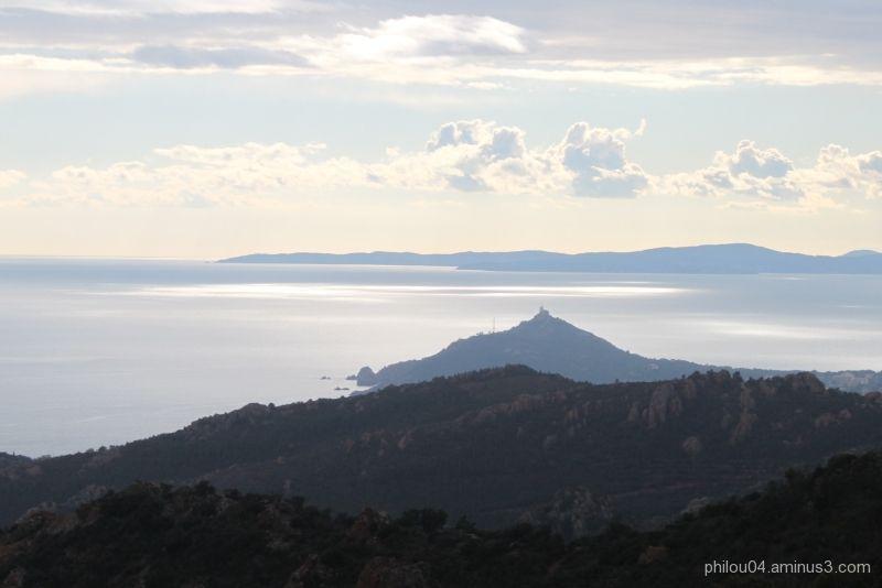 mer méditerranée Estérel mediterranean sea