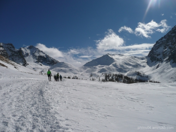 SnowTrail - Point haut