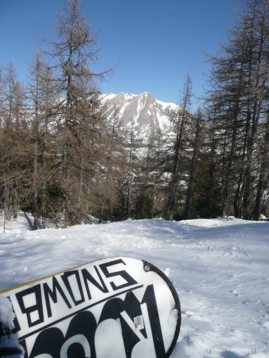 Super-Dévoluy - BMONS ou SNOWB ?