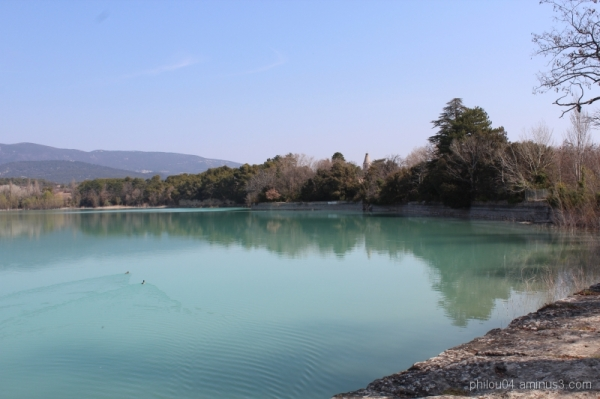 Etang de la Bonde (1) - Le plan d'eau