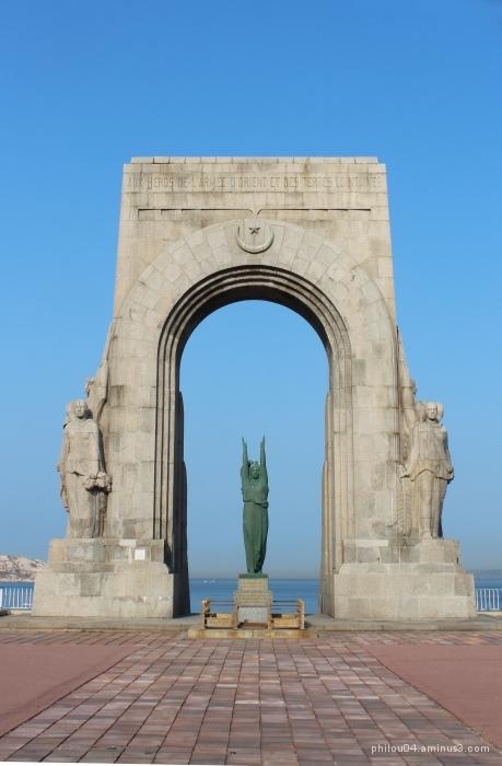 Marseille (4) - Commémoration