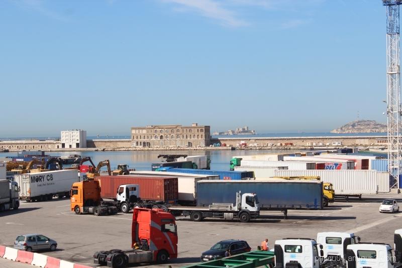 Marseille (9) - Le port maritime