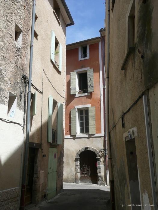 Rue de la Vigne