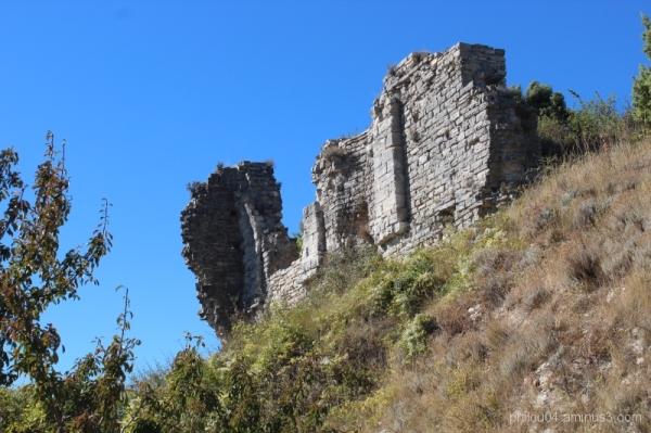Montfuron (2) - Le Château