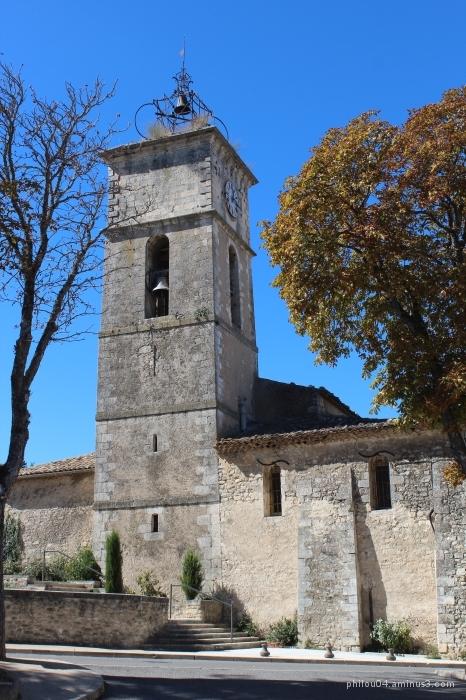 Céreste (2) - Le campanile
