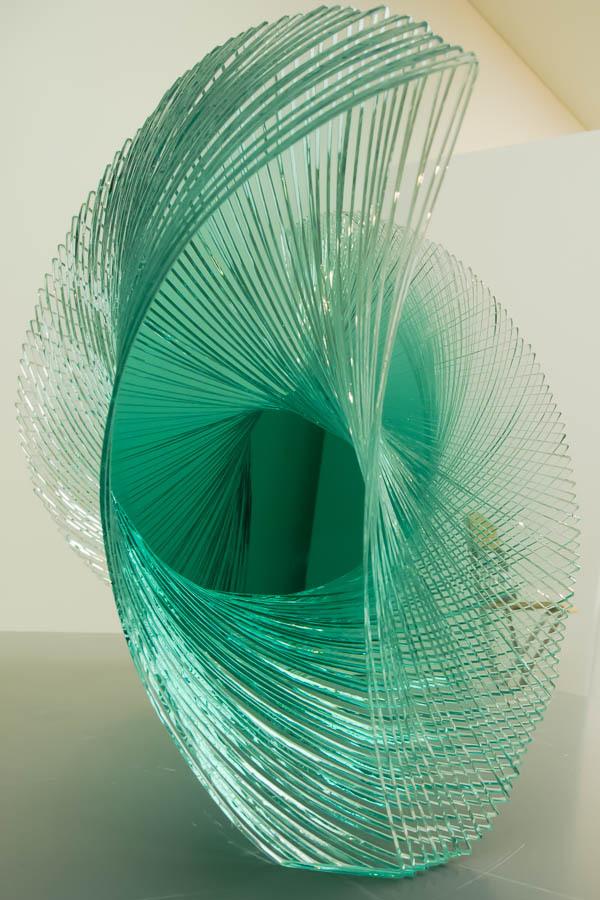 Glass Art work Art work @ Collect 2013 exhibition