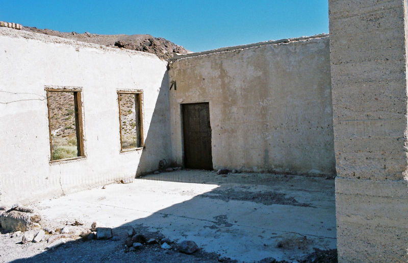 Old Rhyolite Bank