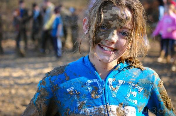my mud has mud on it!