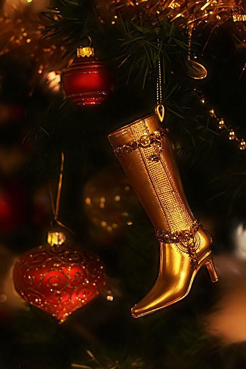 soulier de Noël