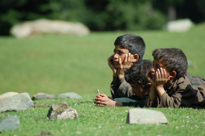 Tarsar Marsar Trek, Kashmir