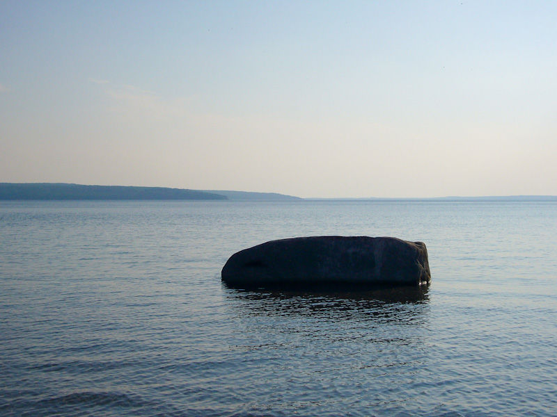 Awenda Ontario Summer Beach Water rosk