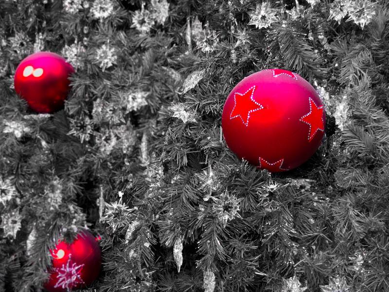 Christmas, Ornaments, Christmas tree, red, Toronto