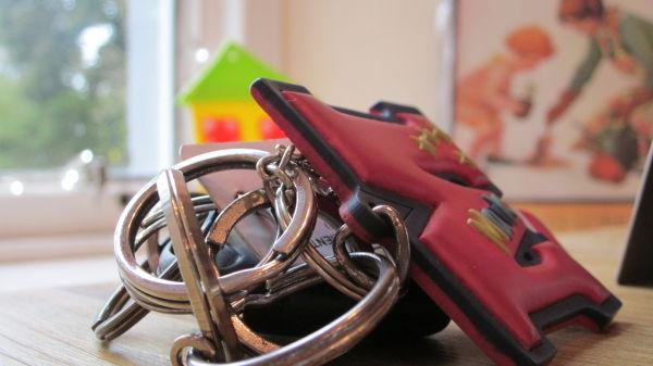 Mark's keys