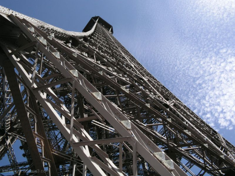 Tour Eiffel, Paris (France)