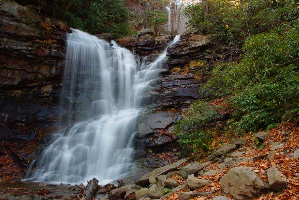 Chameleon Falls, Glen Onoko Falls, Lehigh Gorge PA