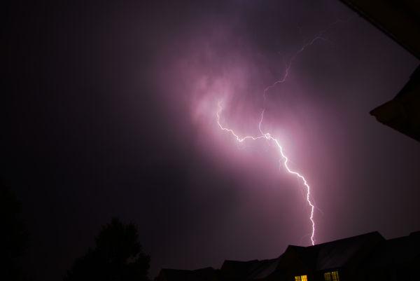 Lightning Strike, October 11th 2010