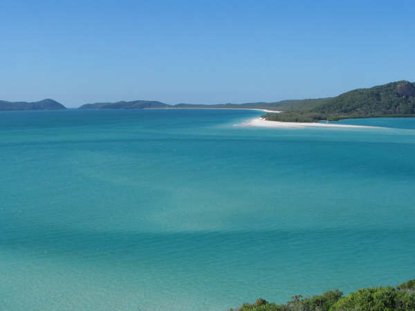 Whitsunday Islands as they are