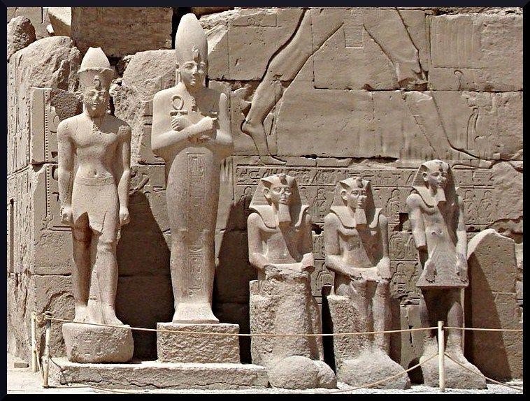 Temple de Louxor