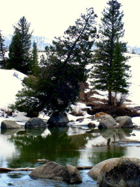 Lamar River, Yellowstone