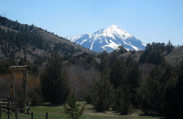 Emigrant Peak