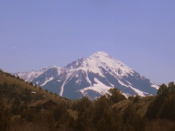 Emigrant Peak