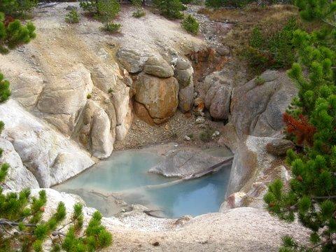 yellowstone norris basin