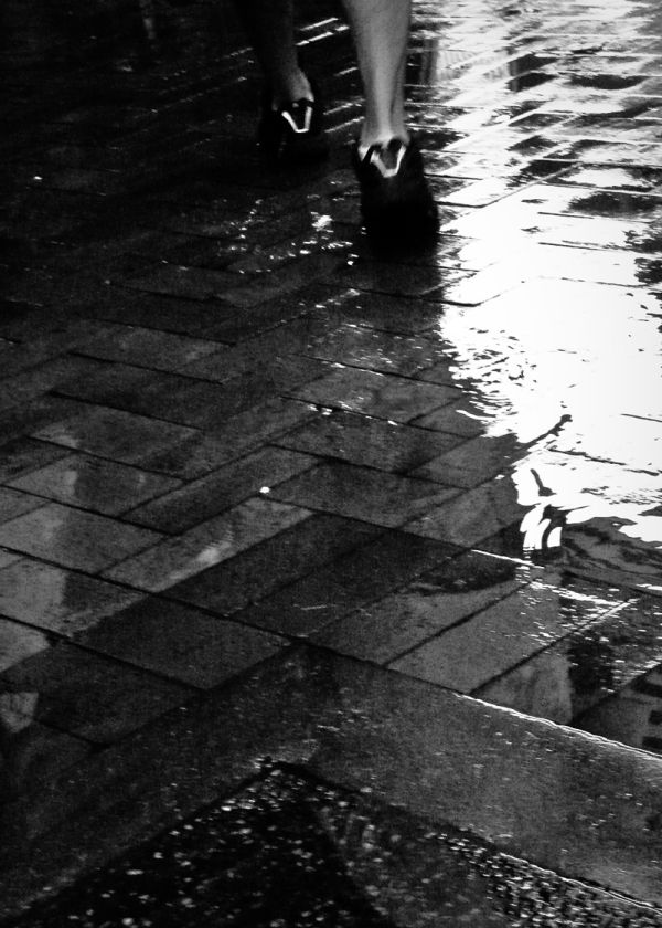 Leaving the Puddle
