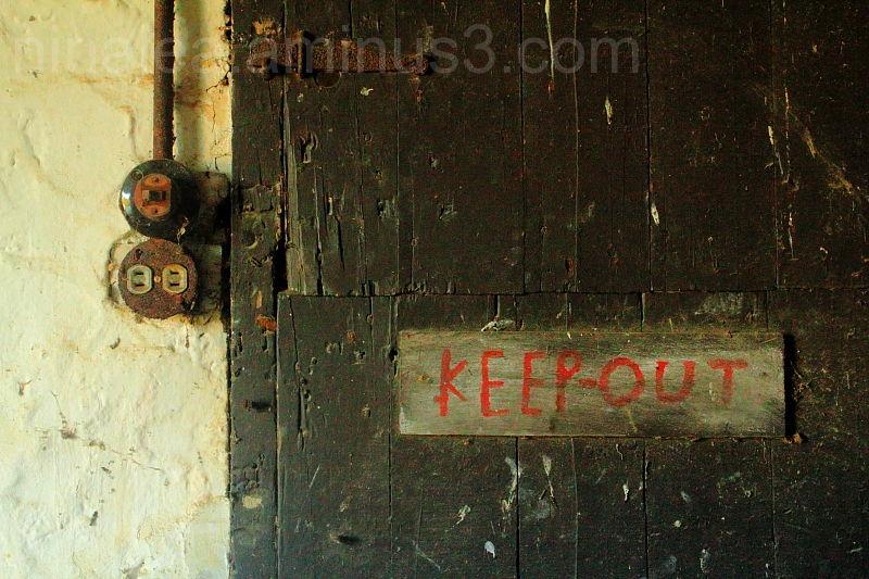 keep out spackman Davis farm