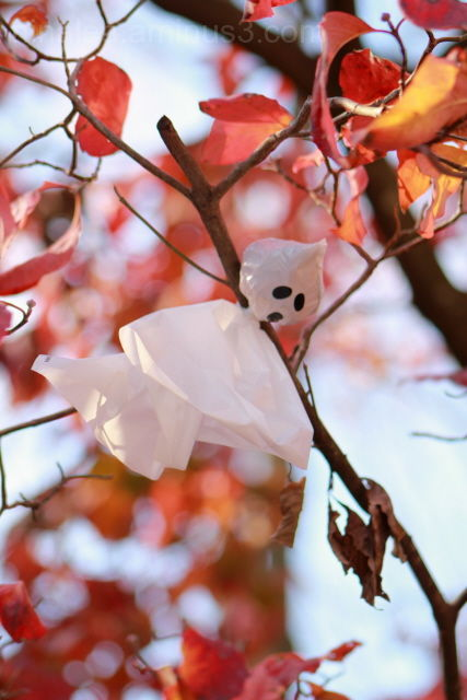 Happy Halloween Ghost