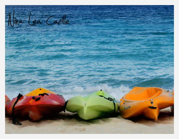 St-Thomas, Cruise, Ocean, Kayak, beach